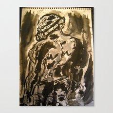 BANE Canvas Print