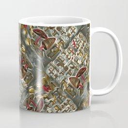 Myconhiza and Earthworms. Coffee Mug