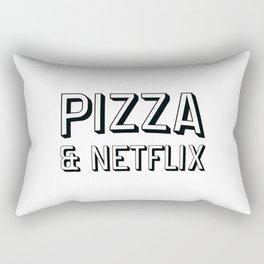 Pizza Rectangular Pillow