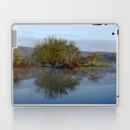 Peaceful Reflection Landscape Laptop & iPad Skin