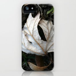 .veins. iPhone Case