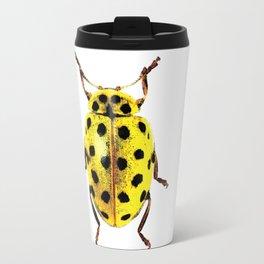 Insecte jaune et noir colors fashion Jacob's Paris Travel Mug