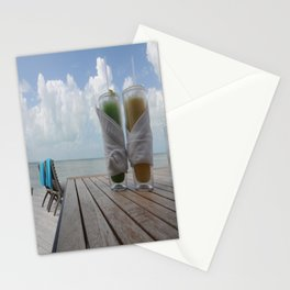Heaven on a hot summer day..  Stationery Cards