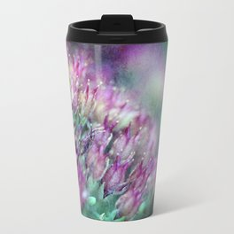 Nature never did betray the heart that loved her. Travel Mug