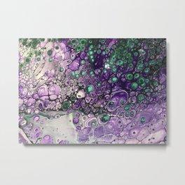 Lilac Sky Metal Print