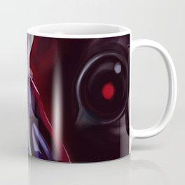 Hard Stare Coffee Mug