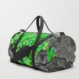 Clover Cluster Duffle Bag