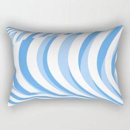 big wave. or many sails Rectangular Pillow