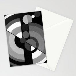 RELOADED_bw negative Stationery Cards