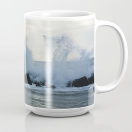 Fiumicino beach Coffee Mug