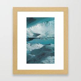 ICED OUT Framed Art Print