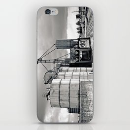 Industrial depot iPhone Skin