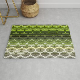 Crinkle Glass Rug