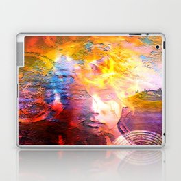 """"""" The truth for the world M. """" Laptop & iPad Skin"""