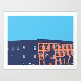 Dear Brooklyn Art Print