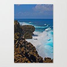 Super Typhoon Surge  Canvas Print