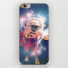 Astro Nova 02, capsule breach iPhone & iPod Skin