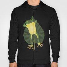 Lazy frog. Hoody