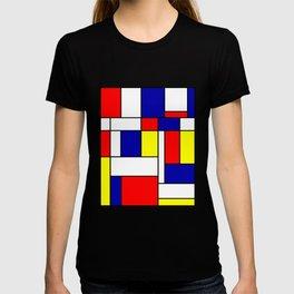 Mondrian #38 T-shirt