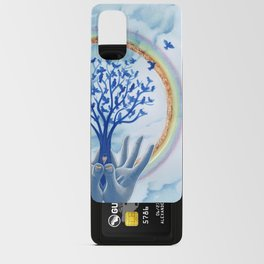 Grateful Presence Android Card Case
