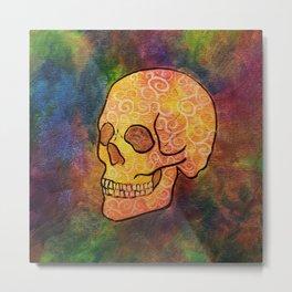 Skull 214 Metal Print