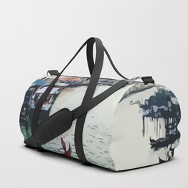 Afternoon in Venice Duffle Bag