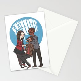 Screech Stationery Cards