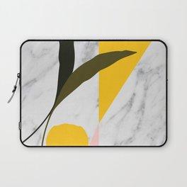 Tropical Marble Laptop Sleeve