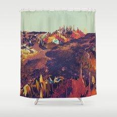 SBRBÏA Shower Curtain