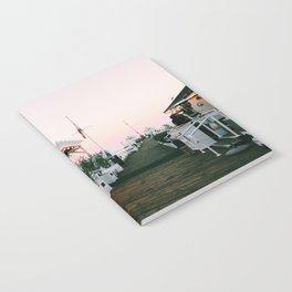 Malibu at Sunset Notebook