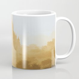 Bagan Temples II Coffee Mug
