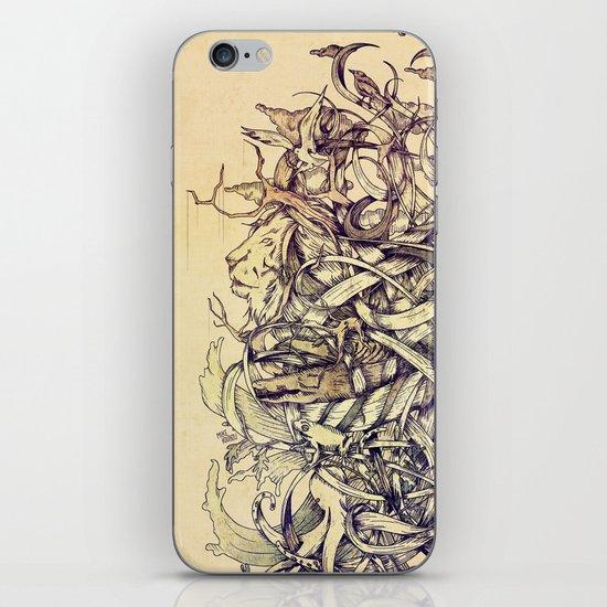 Water,Earth & Air | VACANCY zine | iPhone & iPod Skin
