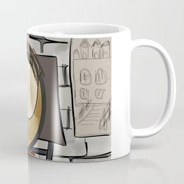 Dr. Hannibal Lecter - Silence of the Lambs Character Coffee Mug