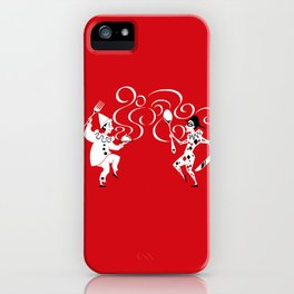 Delicious Deck: The Jokers iPhone Case