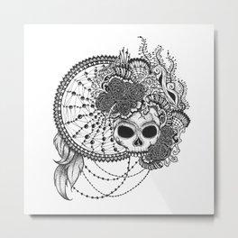 THE CATCHER Metal Print