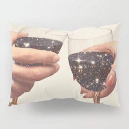 Primordial Wine Pillow Sham