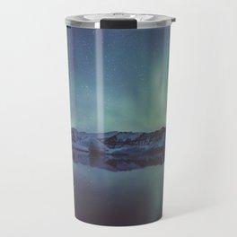 Jokulsarlon Lagoon - Landscape and Nature Photography Travel Mug