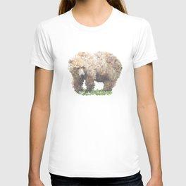 Penrose Tiling Bear T-shirt