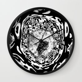 Meat Cell Wall Clock