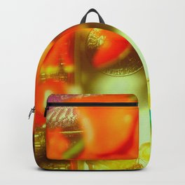 Red Box Quater Dollar Backpack