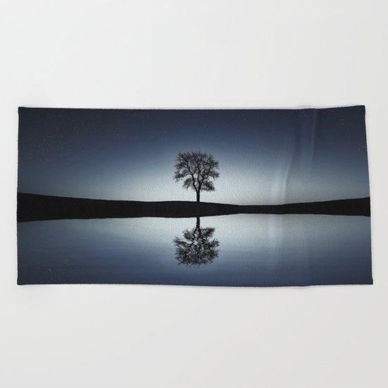 Reflective Individual Beach Towel