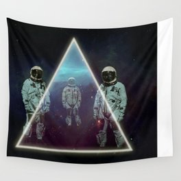 Planning the trip Wall Tapestry