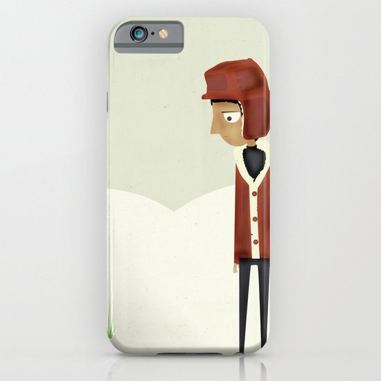People Never Notice Anything iPhone & iPod Case