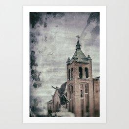 Sherbrooke by Jean-François Dupuis Art Print