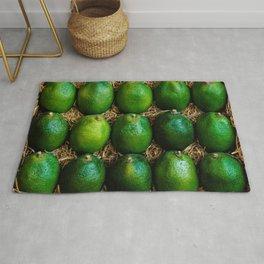 Box of Limes Rug