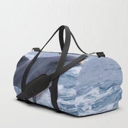 Bottenose dolphin Duffle Bag