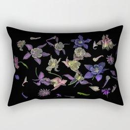 Flower Magic Rectangular Pillow