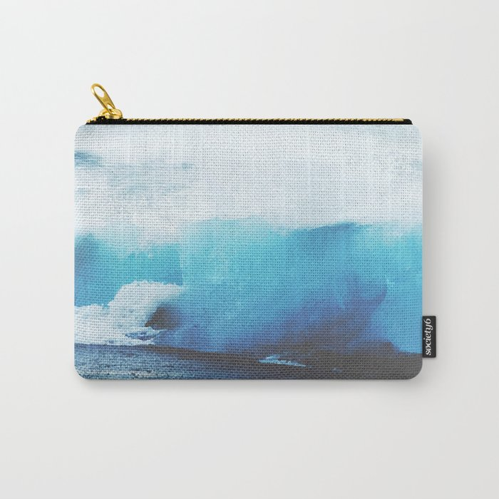 I Want The Ocean Now #society6 Carry-All Pouch