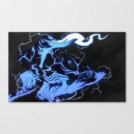 VENOM.exe Canvas Print