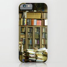 classic bookstore iPhone 6s Slim Case